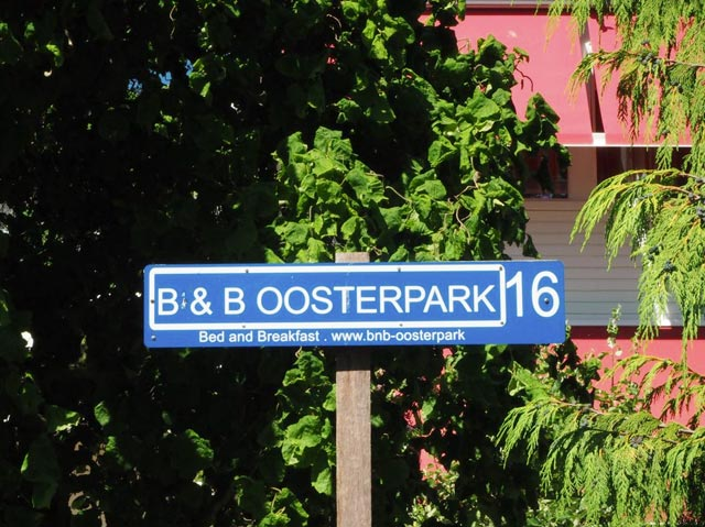 Bnb Oosterpark 16
