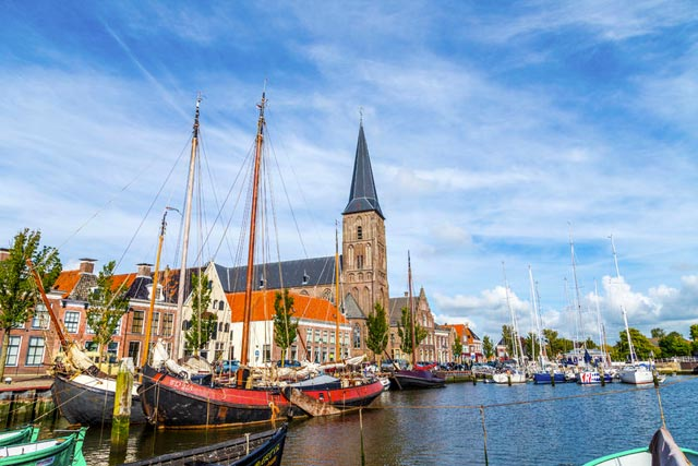 Bnb Oosterpark Harlingen - Haven