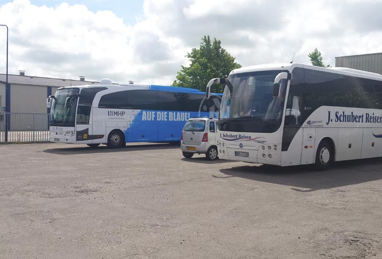 Bnb Oosterpark Harlingen - Coaches busses parking